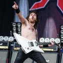 Airbourne @ Rock im Park 2017, 3.6.2017