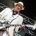 Dr. Woo's Rock'n'Roll Circus @ Schloss Eyrichshof, 26.7.2017