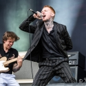 Frank Carter & The Rattlesnakes @ Rock im Park 2017, 3.6.2017