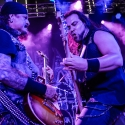 Iced Earth @ Pyraser Classic Rock Night, 28.7.2018