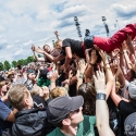 In Flames @ Rock im Park 2017, 4.6.2017