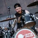 Jasta @ Summer Breeze 2018, 16.8.2018