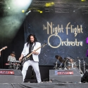 The Night Flight Orchestra @ Summer Breeze 2018, 15.8. 2018