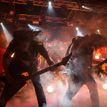 Kreator, Morbid Angel, Nile und Fueled by Fire