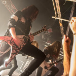 Arch Enemy – Khaos Legions Tour 2012
