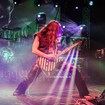 German Metal Attack Tour 2013: Grave Digger, Majesty, Wizard und Gun Barrel