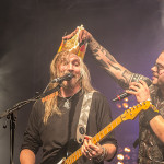 Sabaton – Swedish Empire Tour 2012