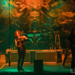 Dark roots of earth Tour 2013: Testament, Dew Scented, Bleed from Within