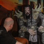 Lordi Interview - Musichall Geiselwind - 04-04-2013-04