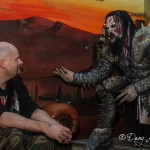 Lordi Interview - Musichall Geiselwind - 04-04-2013-05