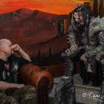 Lordi Interview - Musichall Geiselwind - 04-04-2013-07