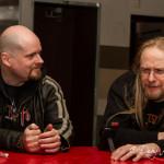 Stratovarius Interview - Hirsch Nuernberg - 27-03-2013-02