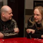 Stratovarius Interview - Hirsch Nuernberg - 27-03-2013-05