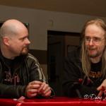 Stratovarius Interview - Hirsch Nuernberg - 27-03-2013-06