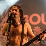 Airbourne – European Tour 2013