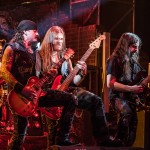 Iced Earth – Plagues of Babylon-Tour 2014