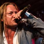 D-A-D – Pyraser Classic Rock Night 2015