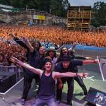 Dr. Woo's Rock'n'Roll Circus – Schlossplatz Coburg