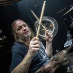 """Kreator-Drummer Jürgen """"Ventor"""" Reil"""