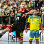 EHF EM-Qualifikationsspiel Deutschland vs. Kosovo